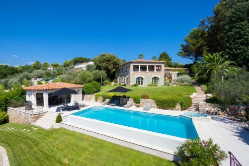 Luxus-Liegenschaft zu verkaufen MOUGINS, 230 m², 4 Schlafzimmer, 3990000€
