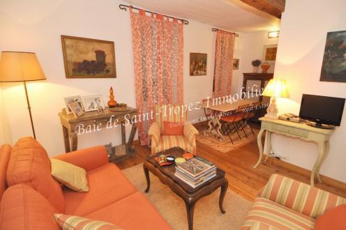 Appartement de luxe à vendre SAINT TROPEZ, 58 m², 2 Chambres, 720000€