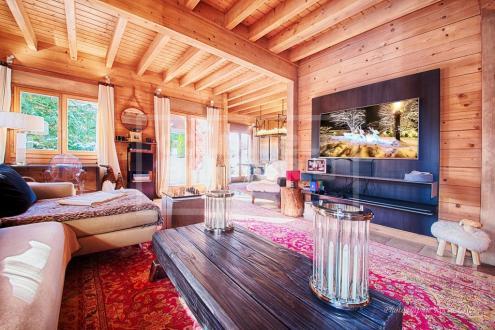 Luxus-Chalet zu verkaufen DEMI QUARTIER, 155 m², 4 Schlafzimmer, 1550000€