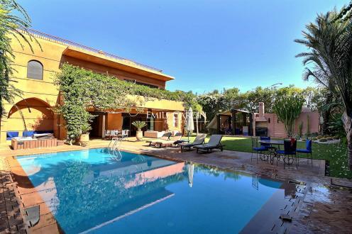Villa de luxe à vendre MARRAKECH, 680 m², 5 Chambres, 850000€
