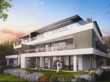 Luxus-Wohnung zu verkaufen ANNECY LE VIEUX, 75 m², 2 Schlafzimmer, 590000€