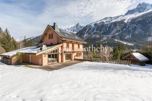 Casale di lusso in vendita CHAMONIX MONT BLANC, 510 m², 5 Camere, 6950000€