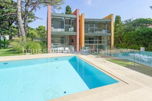Villa de luxe à vendre SAINT JEAN CAP FERRAT, 4 Chambres, 6500000€