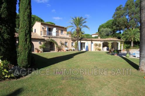 Villa de luxe à vendre RAMATUELLE, 245 m², 4800000€