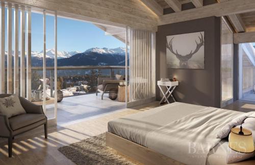 Appartement de luxe à vendre Suisse, 330 m², 5 Chambres, 10430000€