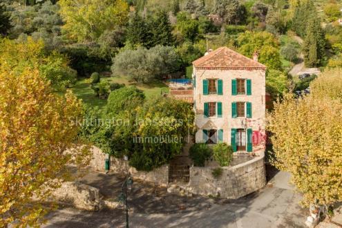 Villa de luxe à vendre SEILLANS, 400 m², 7 Chambres, 1100000€