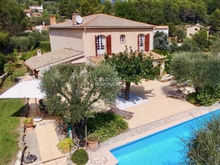 Villa de luxe à vendre LE ROURET, 240 m², 4 Chambres, 1130000€