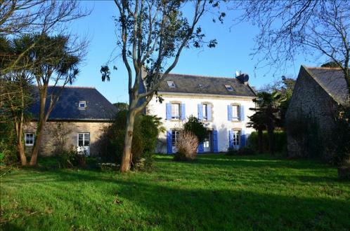 Maison de luxe à vendre POULLAN SUR MER, 138 m², 4 Chambres, 535500€