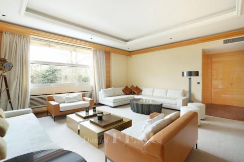 Luxus-Wohnung zu vermieten PARIS 16E, 306 m², 3 Schlafzimmer, 19100€/monat