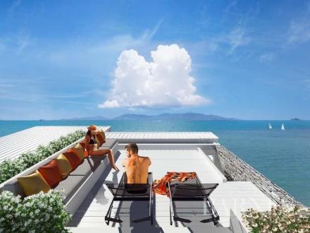 Appartement de luxe à vendre Thaïlande, 726504€