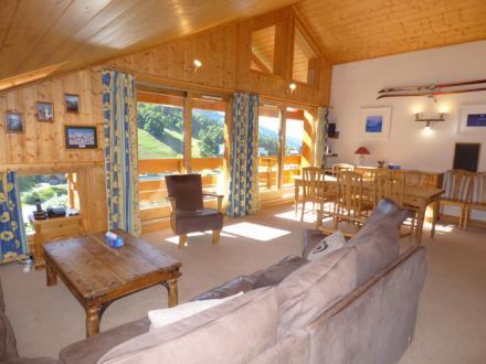 Luxus-Wohnung zu verkaufen MERIBEL LES ALLUES, 102 m², 4 Schlafzimmer, 1390000€