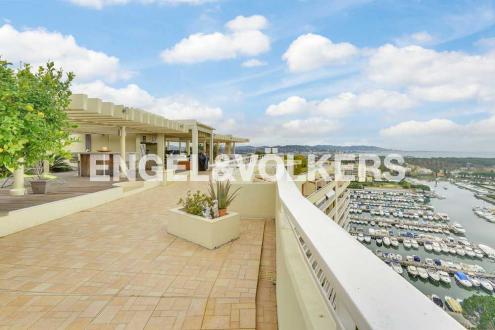Luxus-Wohnung zu verkaufen MANDELIEU LA NAPOULE, 127 m², 5 Schlafzimmer, 1495000€