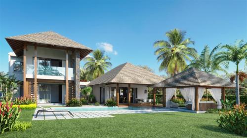Luxus-Villa zu verkaufen Mauritius, 355 m², 4 Schlafzimmer, 1271795€