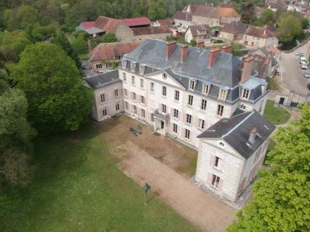 Propriété de luxe à vendre L'ISLE SUR SEREIN, 1777 m², 988000€