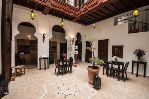 Maison de luxe à vendre Maroc, 550 m², 9 Chambres, 850000€