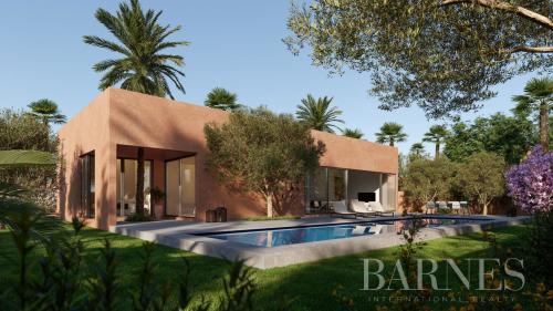 Villa de luxe à vendre MARRAKECH, 247 m², 4 Chambres, 369500€