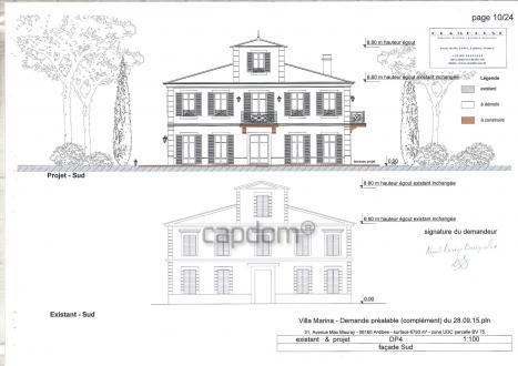 Luxury Villa for sale CAP D'ANTIBES, 420 m², 7 Bedrooms, €4500000