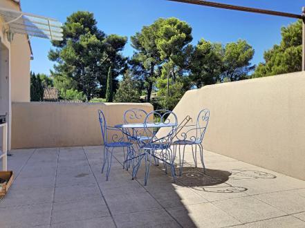Appartamento di lusso in affito SAINT REMY DE PROVENCE, 59 m², 2 Camere, 840€/mese