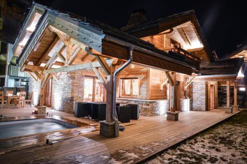Luxus-Liegenschaft zu verkaufen LES DEUX ALPES, 230 m², 6 Schlafzimmer
