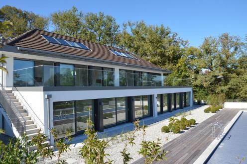 Maison de luxe à vendre Crans-près-Céligny, 6 Chambres, 5400000CHF