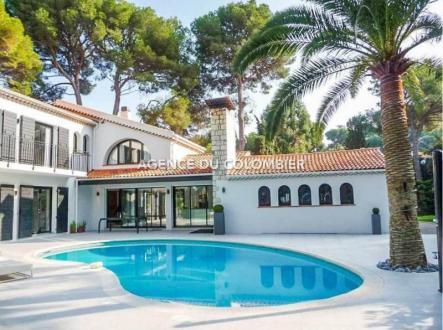 Luxus-Villa zu verkaufen CAP D'ANTIBES, 250 m², 4 Schlafzimmer, 3600000€