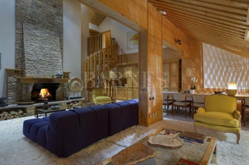 Luxury Apartment for rent MERIBEL LES ALLUES, 180 m², 6 Bedrooms,