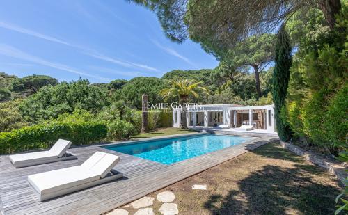 Maison de luxe à vendre LA CROIX VALMER, 450 m², 7 Chambres