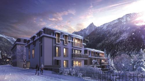 Luxus-Immobilie zu verkaufen CHAMONIX MONT BLANC