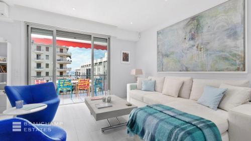 Квартира класса люкс на продажу  Канны, 74 м², 2 Спальни