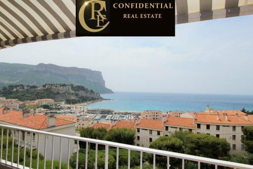 Luxe Appartement te koop CASSIS, 91 m², 2 Slaapkamers, 850000€