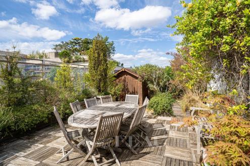 Appartement de luxe à vendre NEUILLY SUR SEINE, 194 m², 4 Chambres, 3350000€