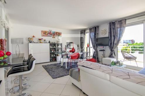 Luxus-Wohnung zu verkaufen ANTIBES, 71 m², 2 Schlafzimmer, 590000€
