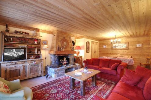 Luxus-Wohnung zu verkaufen MERIBEL LES ALLUES, 113 m², 3 Schlafzimmer, 1295000€