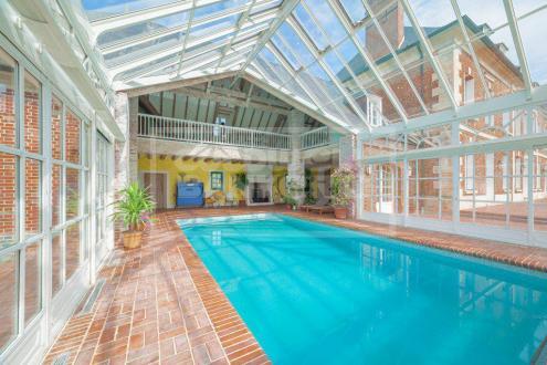 Château / Manoir de luxe à vendre SAINT CREPIN IBOUVILLERS, 2000 m², 2999000€