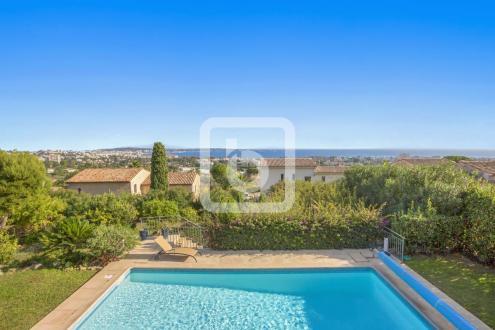 Villa de luxe à vendre LE GOLFE JUAN, 207 m², 4 Chambres, 1875000€