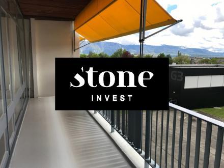 Luxus-Wohnung zu vermieten Genève, 5600CHF/monat