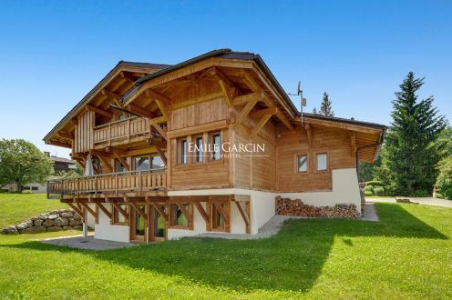 Luxury Chalet for sale MEGEVE, 185 m², 4 Bedrooms, €1800000