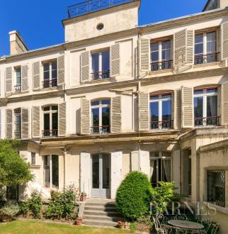 Hôtel particulier de luxe à vendre PARIS 16E, 513 m², 6 Chambres