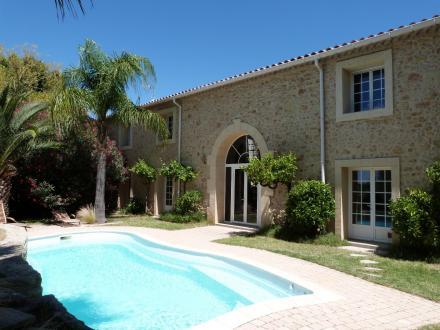 Дом класса люкс на продажу  Безье, 550 м², 8 Спальни, 779000€