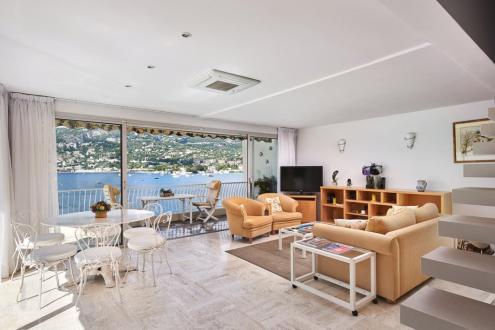 Luxus-Wohnung zu verkaufen SAINT JEAN CAP FERRAT, 97 m², 2 Schlafzimmer, 1850000€
