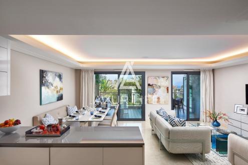 Luxus-Wohnung zu verkaufen ANTIBES, 2 Schlafzimmer, 1900000€