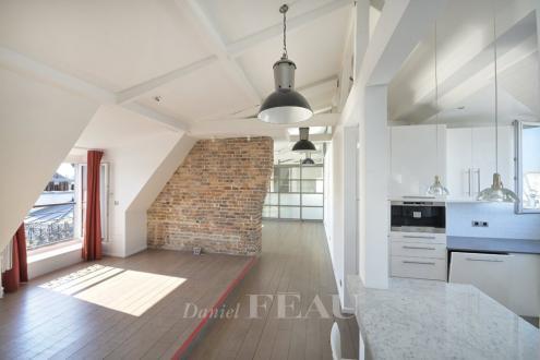 Appartement de luxe à vendre PARIS 7E, 115 m², 3 Chambres, 2850000€