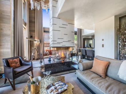 Luxe Landhuis te huur COURCHEVEL, 687 m², 6 Slaapkamers,