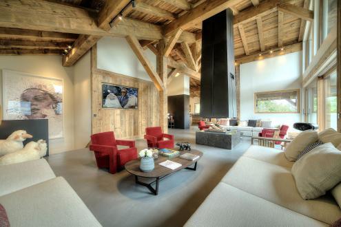 Luxus-Chalet zu verkaufen MEGEVE, 520 m², 6 Schlafzimmer