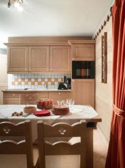 Luxus-Wohnung zu vermieten CHAMPAGNY EN VANOISE, 50 m², 2 Schlafzimmer,