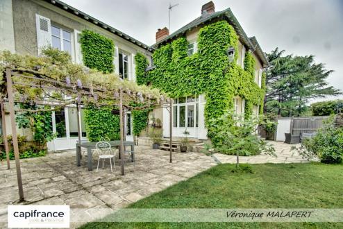 Maison de luxe à vendre SAINT PHILBERT DE GRAND LIEU, 264 m², 650000€
