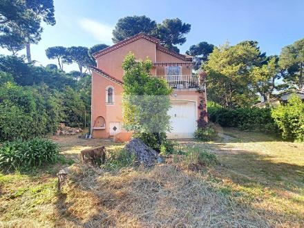 Luxus-Grundstück zu verkaufen CAP D'ANTIBES, 150 m², 1260000€
