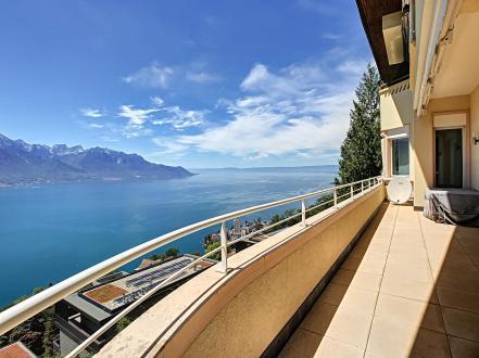 Appartement de luxe à vendre Montreux, 190 m², 2 Chambres, 1540000CHF