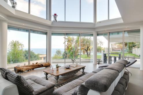 Maison de luxe à vendre ROQUEBRUNE CAP MARTIN, 350 m², 4 Chambres, 2850000€