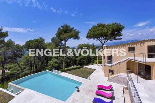 Villa de luxe à vendre MOUGINS, 456 m², 7 Chambres, 2990000€